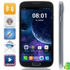 "DOOGEE VOYAGER DG300 MTK6572 Dual-Core Android 4.2.2 WCDMA Bar Phone w/ 5.0""IPS, FM, GPS - Dark Blue"