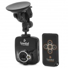 "Spedal SV-37 HD 1080p Wide Angle 5.0MP Car DVR (2.4"" TFT)"