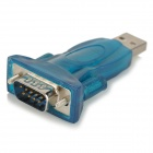 USB to RS232 Adapter with USB Extension Cable