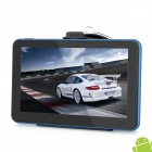 "IPU IPA785A Android 4.0 7"" MID Capacitive GPS Navigator w/ 512MB RAM, 8GB for Russia - Black + Blue"