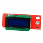 Robotale RAMPS 1.4 FR4 Smart Control Board w/ LCD / SD for 3D Printer - Red + Green + Black