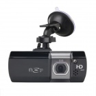"AT500 1080P 2.7"" TFT 2.0MP Car DVR/ HDMI / G-sensor / TF / Parking Mode - Black + Grey"