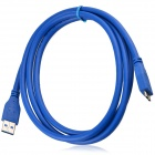 Micro USB 9-Pin Male to USB 3.0 Male Data Sync / Charging Cable for Samsung Galaxy Note 3 N9000