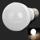 E27 5W 330lm 3300K 16-2835 SMD LED Warm White Light Bulb Lamp (220~240V)