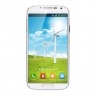 "NO.1 S6 MTK6589 Quad Core 1.2GHz Android 4.2 Smartphone w/ 5"", 1GB RAM, 4GB ROM, Dual Camera - White"