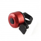 S25-409 Mini Bicycle Bell - Red