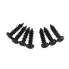 Replacement Repair Screw for Xbox 360 Wireless Wired Joystick - Black (7PCS)