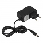 SingFire EU3-45525 EU Plug Power Adapter - Black (DC5.5 x 2.5mm / 4.2V / 117cm-Cable / AC 100~240V)