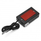 U301 Auto Electromagnetic Back-Up Parking Sensor - Black