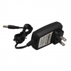 SingFire US4-85525 US Plug AC Power Adapter - Black (DC 5.5 x 2.5mm / 100~240V / 98cm-Cable)