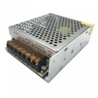 Y-24-6 AC to DC 24V 6A 144W LED Switch Power Supply - Silver