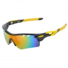 OREKA WG565 Sporty UV400 Polarized Goggles + Replacement Lenses for Cycling & Outdoor Exercises