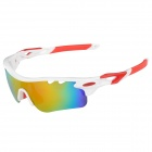 OREKA WG565 Sporty Polarized UV400 Goggles + Replacement Lenses for Cycling & Outdoor Exercises