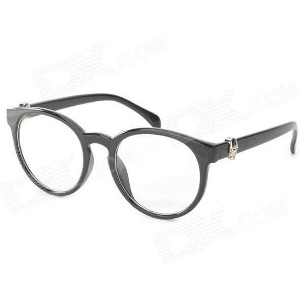 OREKA B092 Radiation Protection Anti-fatigue UV380 Protection Glasses - BlackSunglasses<br>Brand OREKA Model B092 Quantity 1 Gender Unisex Suitable for Adults Protection UV400 Frame Color Black Lens Color Transparent Frame Material TR90 + high nickel alloy Lens Material Resin Lens Height 50 mm Lens Width 53 mm Bridge Distance 17 mm Overall Width of Frame 140 mm Temple Length 136 mm Features Prevents harmful radiation and electromagnetic wave Packing List 1 x Sunglasses 1 x Case 1 x Cleaning cloth<br>