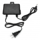 PD-5 Water Proof Power Supply for CCD Camera - Black (Cable length: 77 cm)