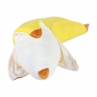 Big Banana Style Plush Pillow - Yellow