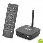 DITTER U21 Android 4.1 Dual-Core Mini PC Google TV Player w / 1GB RAM / ROM 4GB / HDMI / AV - Schwarz
