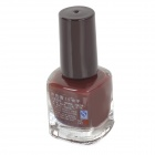 Fashionable Auick seco nitrocelulose Nail Polish - Chocolate (8ml)