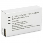 SJ1000 3.7V 1100mAh 4.07WH Li-ion Full-Decoded Battery for Waterproof Camera
