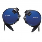 Genuine Sony Earphone with Retractable Cables MDR-Q38LW - Dark Blue