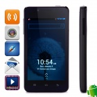 "NAMO N860 Dual-Core Android 4.0 WCDMA Bar Phone w/ 4.0"", 512MB RAM, 4GB ROM and GPS - Black"