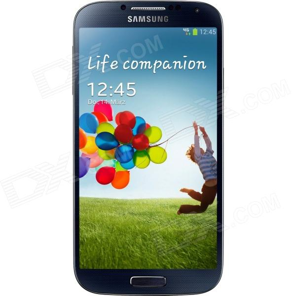 """Samsung Galaxy S4 i9505 LTE Android 4.2.2 HSDPA Cellphone w/ 5"""" Capacitive and GPS - Black (16GB)"""