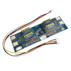 Vier leichte High Voltage Board - blau (DC10-29V)
