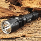 Nitecore P25 Cree XM-L T6 860lm 4-Mode Memory White Tactical Flashlight - Black (1 x 18650)