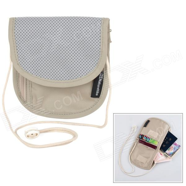 Naturehike-NH Convenient Anti-theft Cotton Bag - Beige