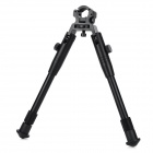 "Y02 6"" Retractable Aluminum Alloy Bipod - Black"