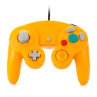 Wired Game Controller for Nintendo GameCube / Wii Console - Orange