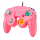 Wired Game Controller for Nintendo GameCube / Wii Console - Pink