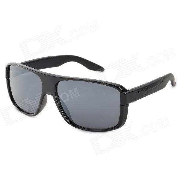 Anaite 2071 Stylish UV400 Protection Sunglasses - Black