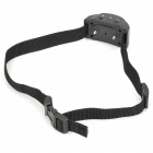 Petainer 853 Dog Training Collar Anti-Barking do animal de estimação - Preto