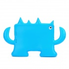 Cute Monster Style Protective Plastic Back Case for Ipad MINI - Blue