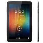"THTF E910 (Herrlich) 9 ""Android 4.0 Tablet PC w / Dual-Kamera, 512 MB RAM, 8 GB ROM - White + Black"