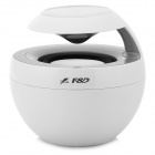FD W188T Wireless Bluetooth V4.0 5.1-CH Speaker w/ Microphone for Iphone / Ipad - White + Grey