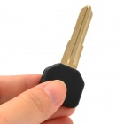 029909-2 Replacement Car Remote Key Head + Case for Toyota Daihatsu - Black + Beige