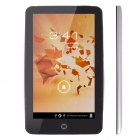 THTF E620 7 Dual Core Android 4.2 Tablet PC w/ Dual camera, 512MB RAM, 8GB ROM - Black + Silver