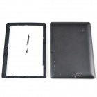 Replacement Before shell+Back Cover+ Two Button for Allwinner A13 Q88 / Witcool X5 - Black