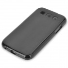 PUDINI WB-i8552 Protective TPU Back Case for Samsung Galaxy Win i9552 - Black