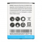 "Replacement 3.7V ""4200mAh"" Li-ion Battery for Samsung Galaxy Mega 6.3 i9200 - White + Blue"