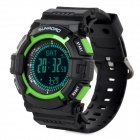Cool Sporty Digital Quartz Wrist Watch w/ Altimeter + Compass + Barometer + Pedometer + Stopwatch