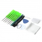 18-in-1 Handy Repair Tool Kit for Iphone / Ipad / Samsung / HTC / BlackBerry - Multicolored