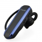 iFound F03 Stereo Bluetooth v3.0 Headphone - Blue + Black