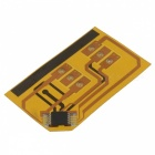 i-SmartSim SIM Card Unlock Overlay Attachment for Nokia and Most Other Cell Phones (Yellow)