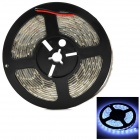 Waterproof 90W 8000lm 9000K 300-5630 SMD LED Cool White Strip - White + Black (5m)