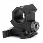 Quick Lock QD Scope Mount for 25mm / 30mm Gun - Black