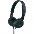 Genuine Sony MDR-ZX100 ZX Series Stereo Headphone - Black