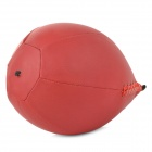 PU Boxing Punching Ball - Red